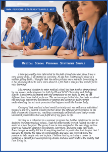 Medical-School-Personal-Statement-Sample